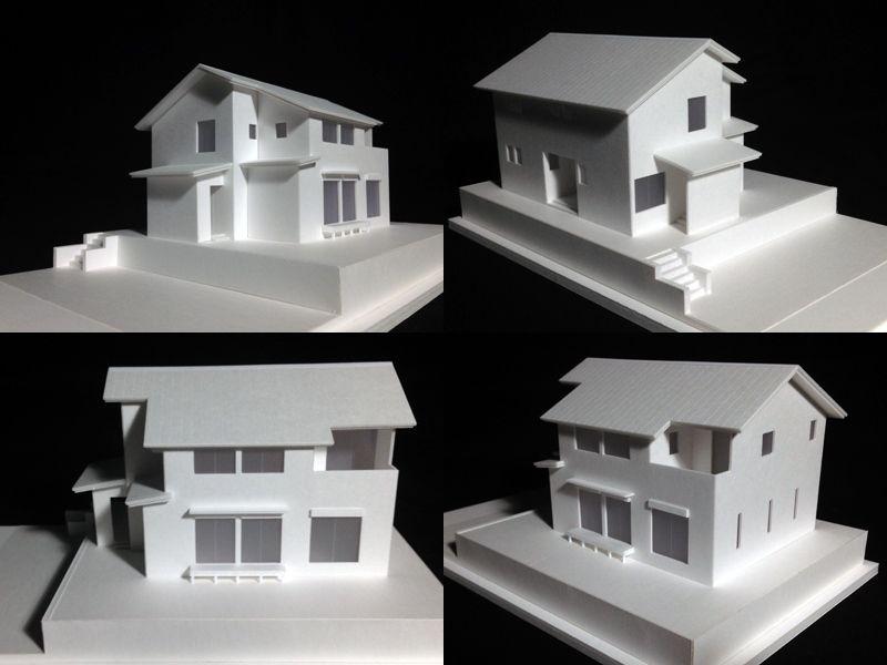 S 1 100住宅模型japan Youtube動画 建築模型の作り方 Https Www