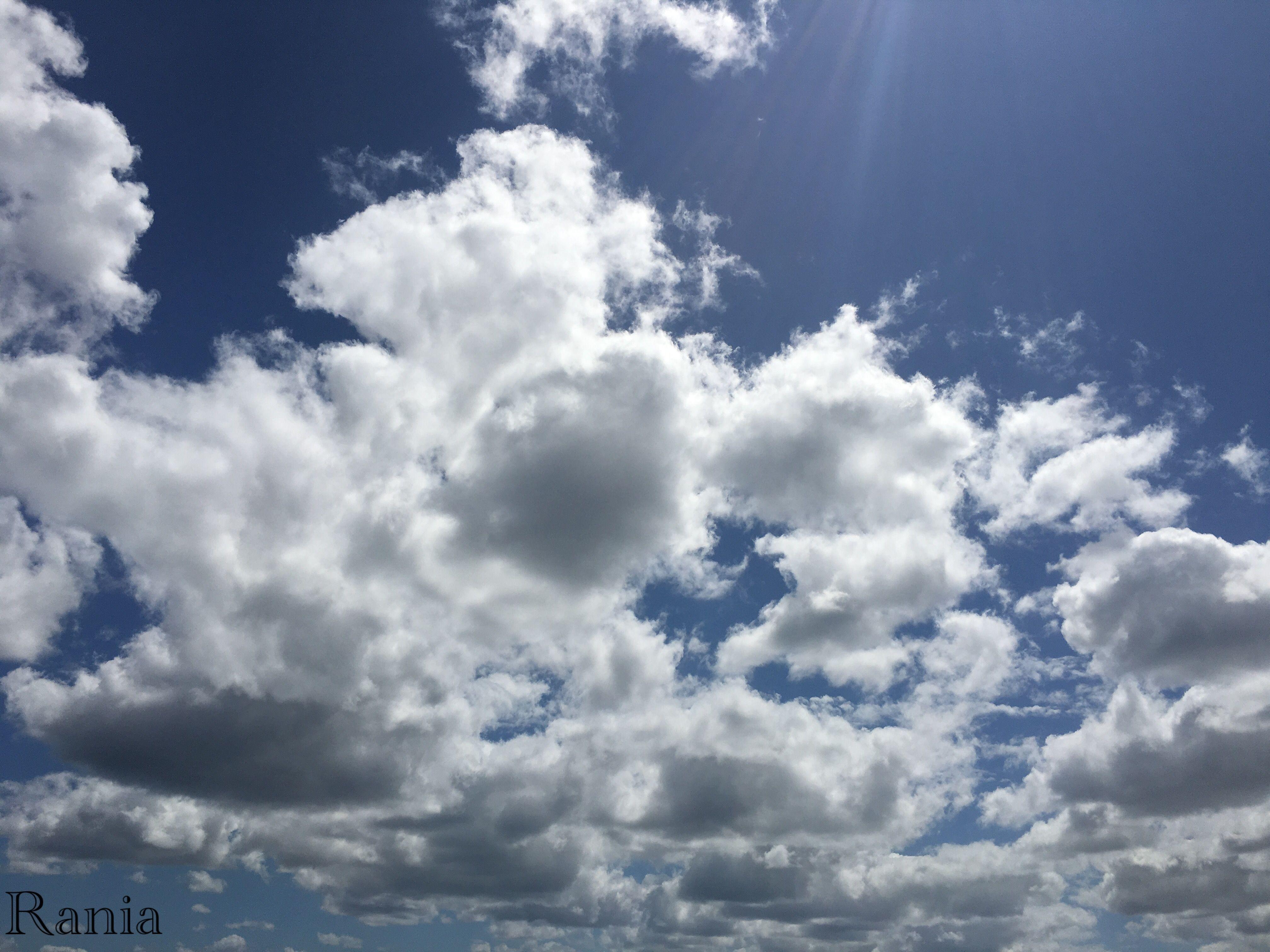 Beautiful sky @일산해수욕장 ilsan