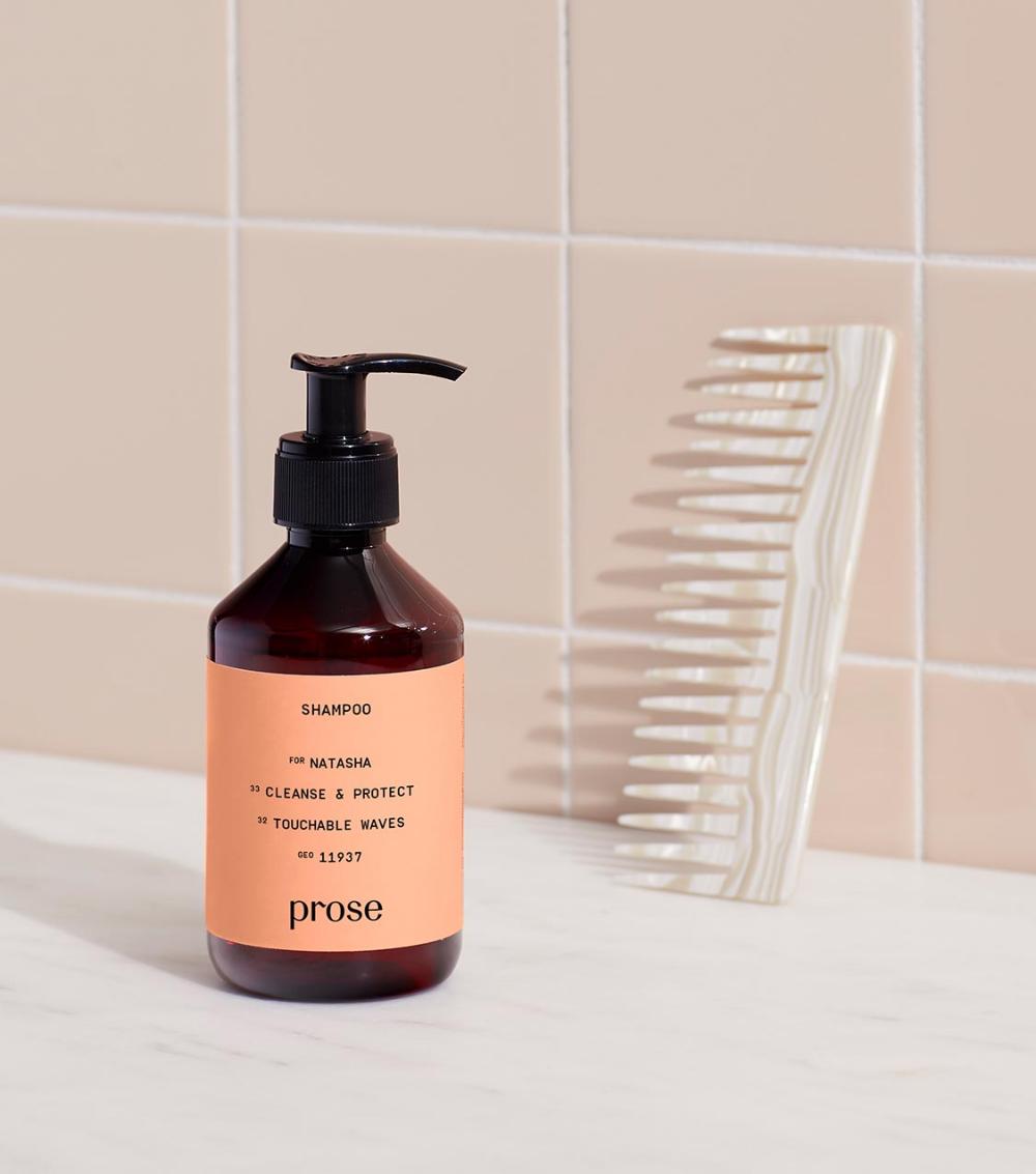 Custom Shampoo by Prose Hair care, Hair care brands, Dry