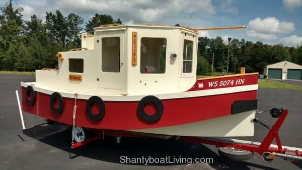 Bolger Houseboat Boat Yacht And Sail Pinterest Boating - Bolger micro trawler boats
