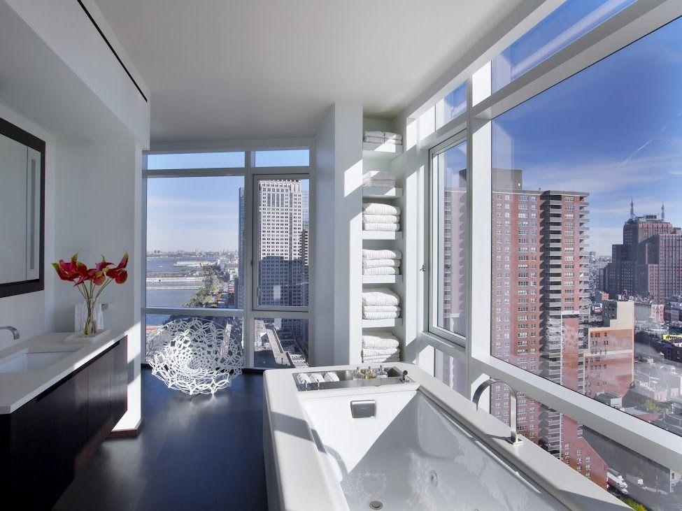 Penthouse em Nova York, a partir de estúdios de design Incorporated