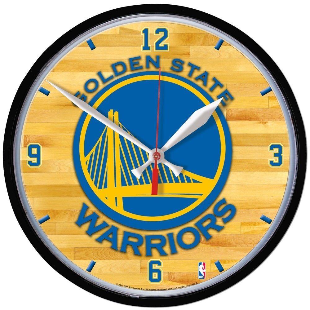 Brand New Golden State Warriors GSW Wall Clock#NBA ...