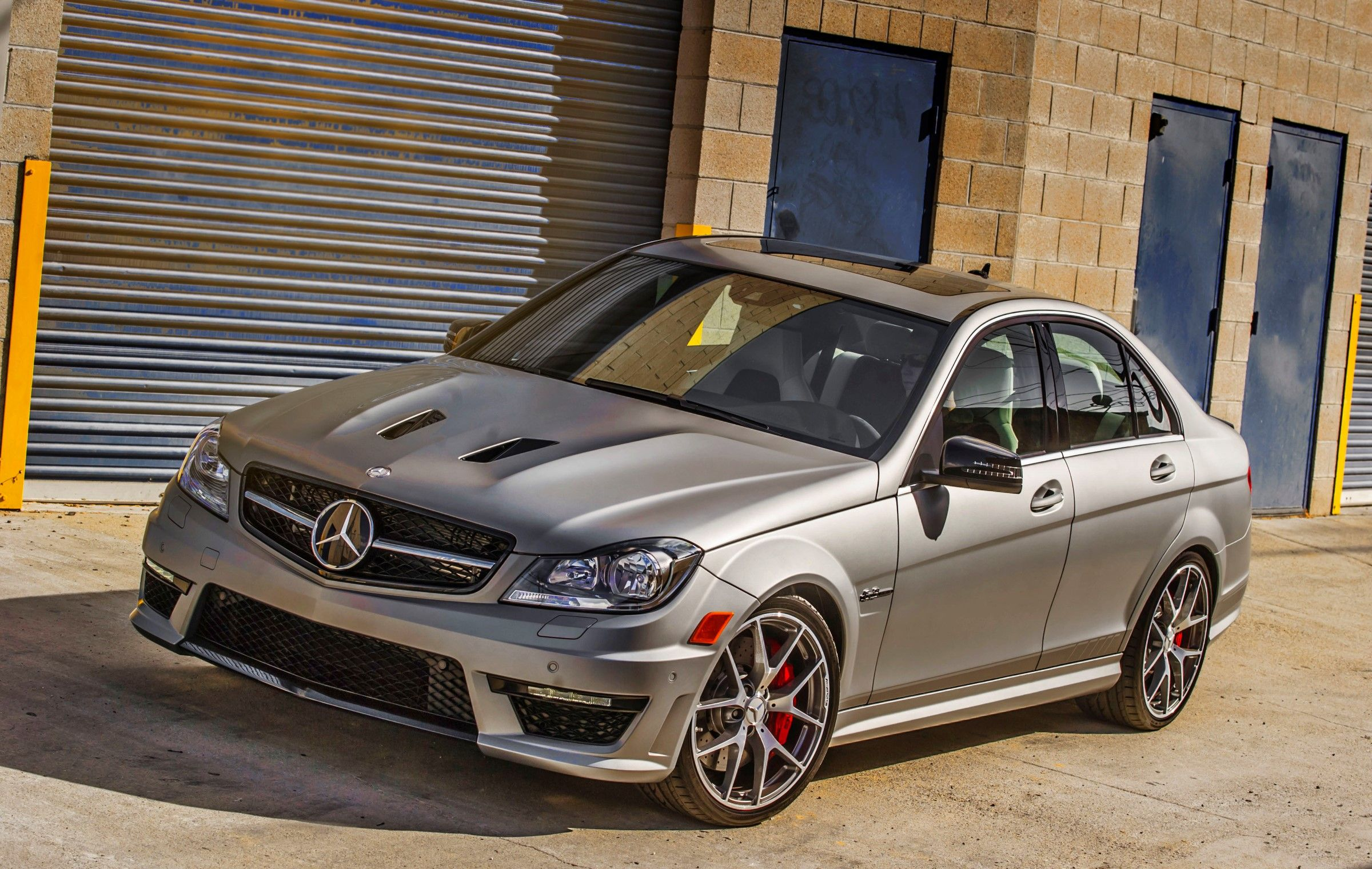2014 Mercedes Benz C63 Amg Edition 507 Sedan With Images