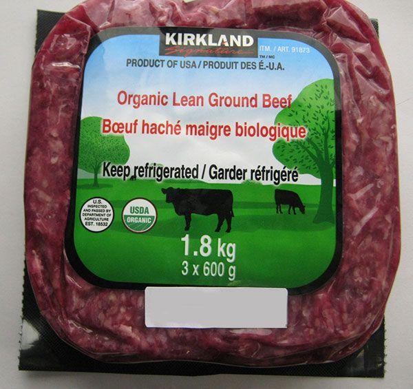 Product Recall – Costco – Kirkland Signature brand Organic