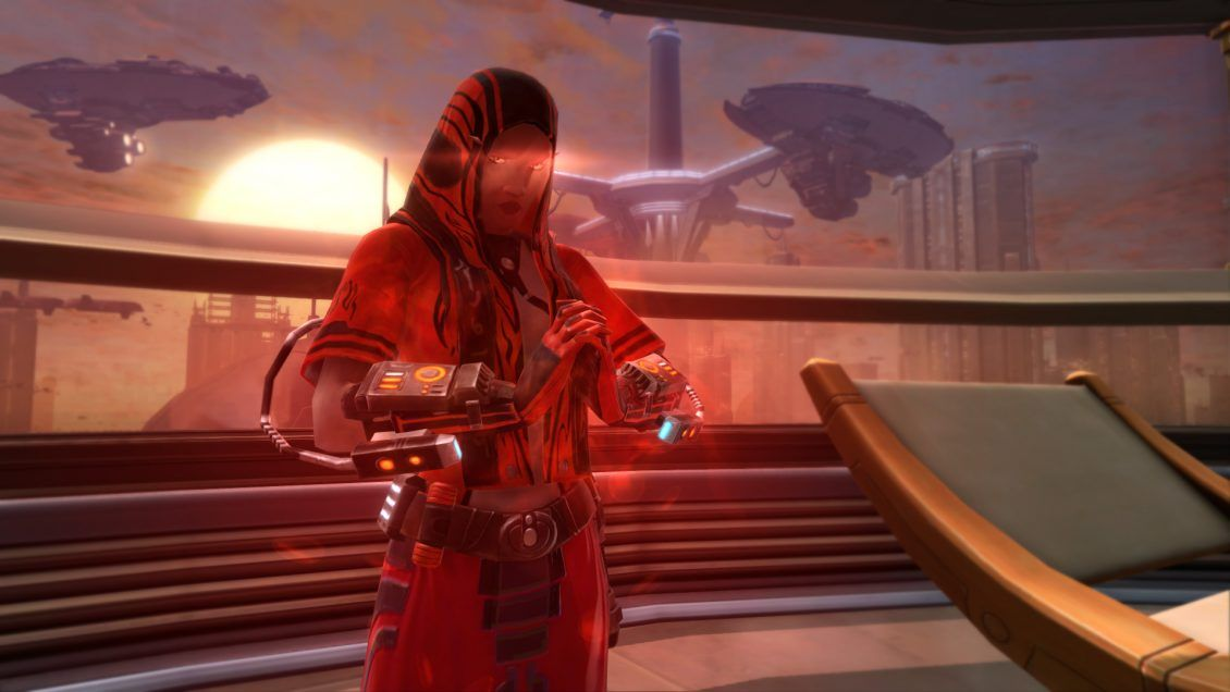 Swtor Cartel Market Galactic Blowout Event Day 4 Blade Soul