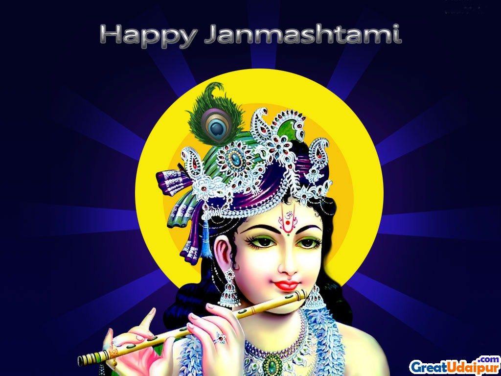 Sri krishna jayanti wallpaper - Krishna Janmashtami Wallpapers Http Thikanarajputana Com Krishna Janmashtami Wallpapers