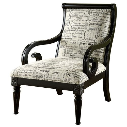 Found it at Wayfair - Fabric Arm Chair