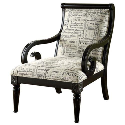 Found it at Wayfair - Fabric Arm Chair