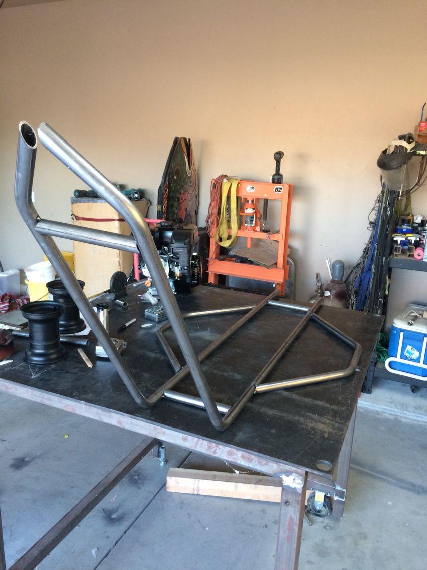 how to build a trike bike drift