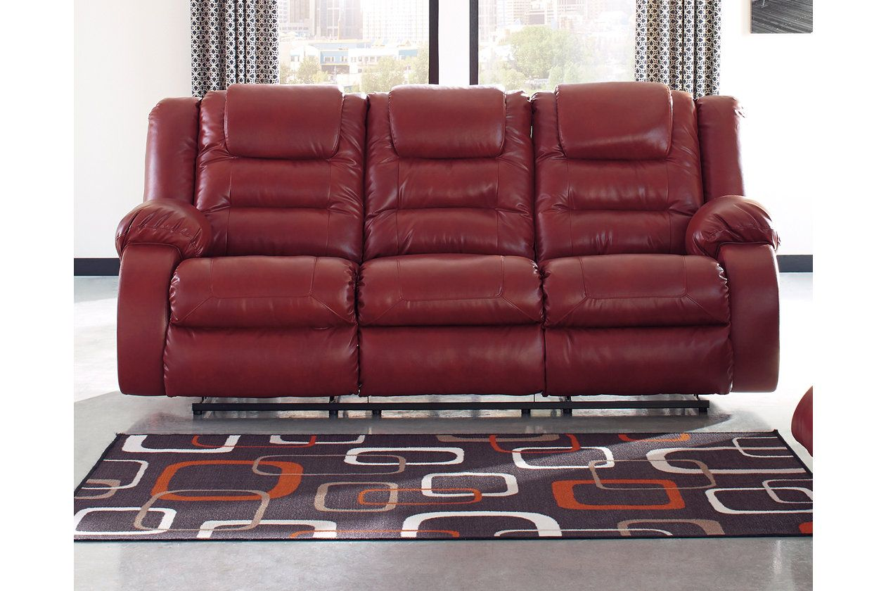 Remarkable Vacherie Reclining Sofa Ashley Furniture Homestore Gmtry Best Dining Table And Chair Ideas Images Gmtryco