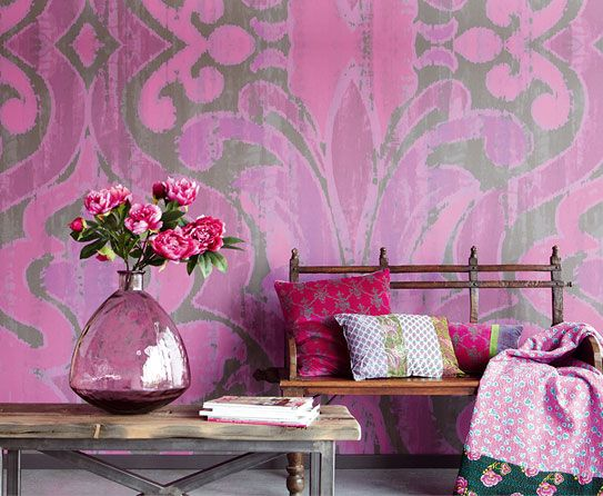 Magenta Home Decor For Your Rooms Mom S Bedroom Pinterest Room