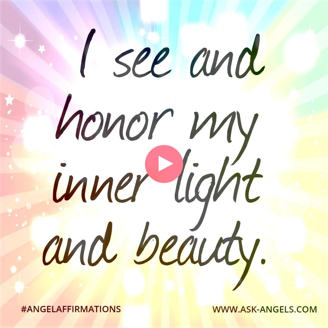see and honor my inner light and beauty Beauty Positive AffirmationsI see and honor my inner light and beauty Beauty Positive Affirmations My gang of gogetters needs you...