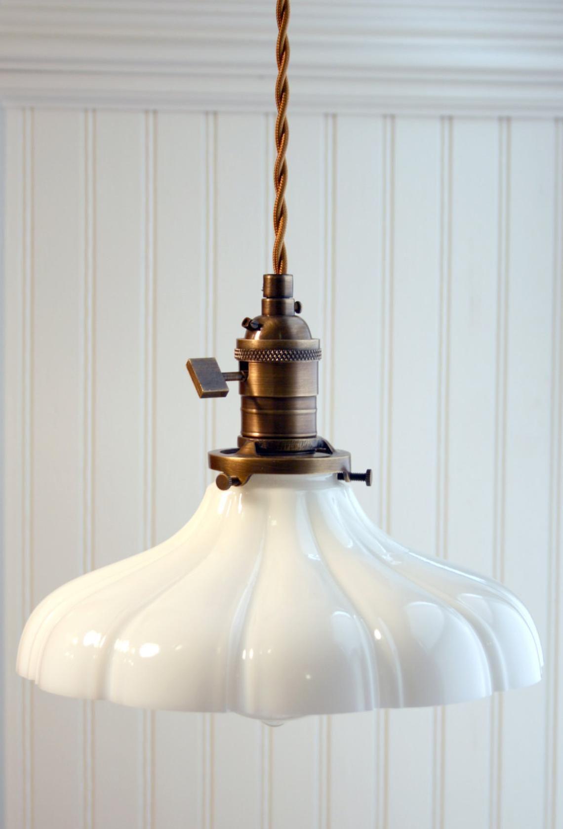 Sheffield Antique Brass Bare Wire Vintage Style Pendant Light Antique Light Fixtures Vintage Light Fixtures Antique Lighting