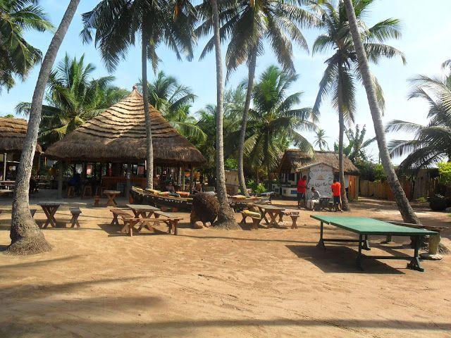 Kokrobite Beach Pillar Of Tourism In