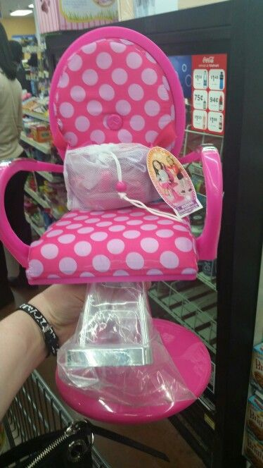 Cool My Life Doll Chair Hair Stylist Set 20 At Walmart 2015 Home Interior And Landscaping Ologienasavecom