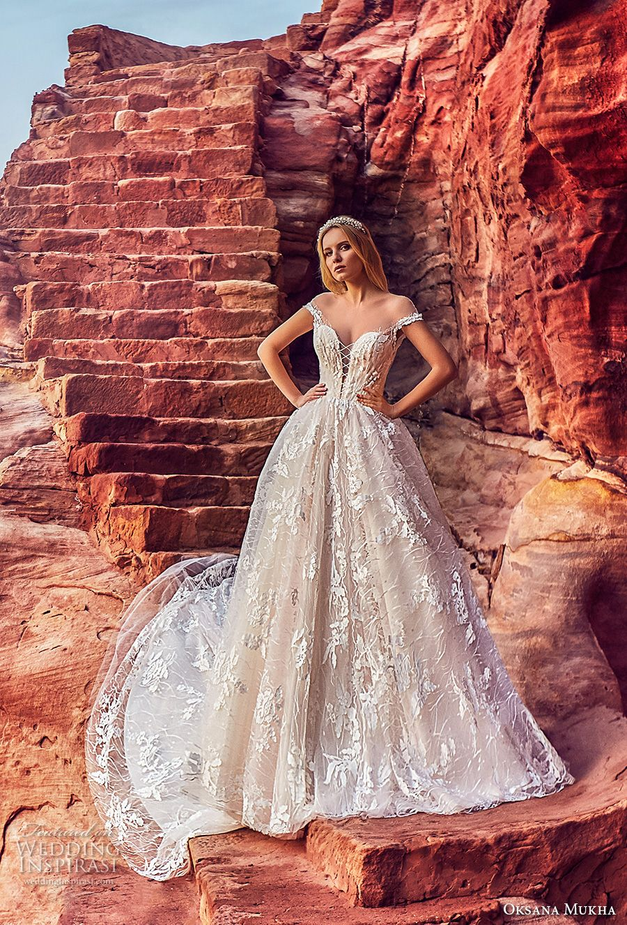 Oksana mukha wedding dresses auras ball gowns and wedding dress