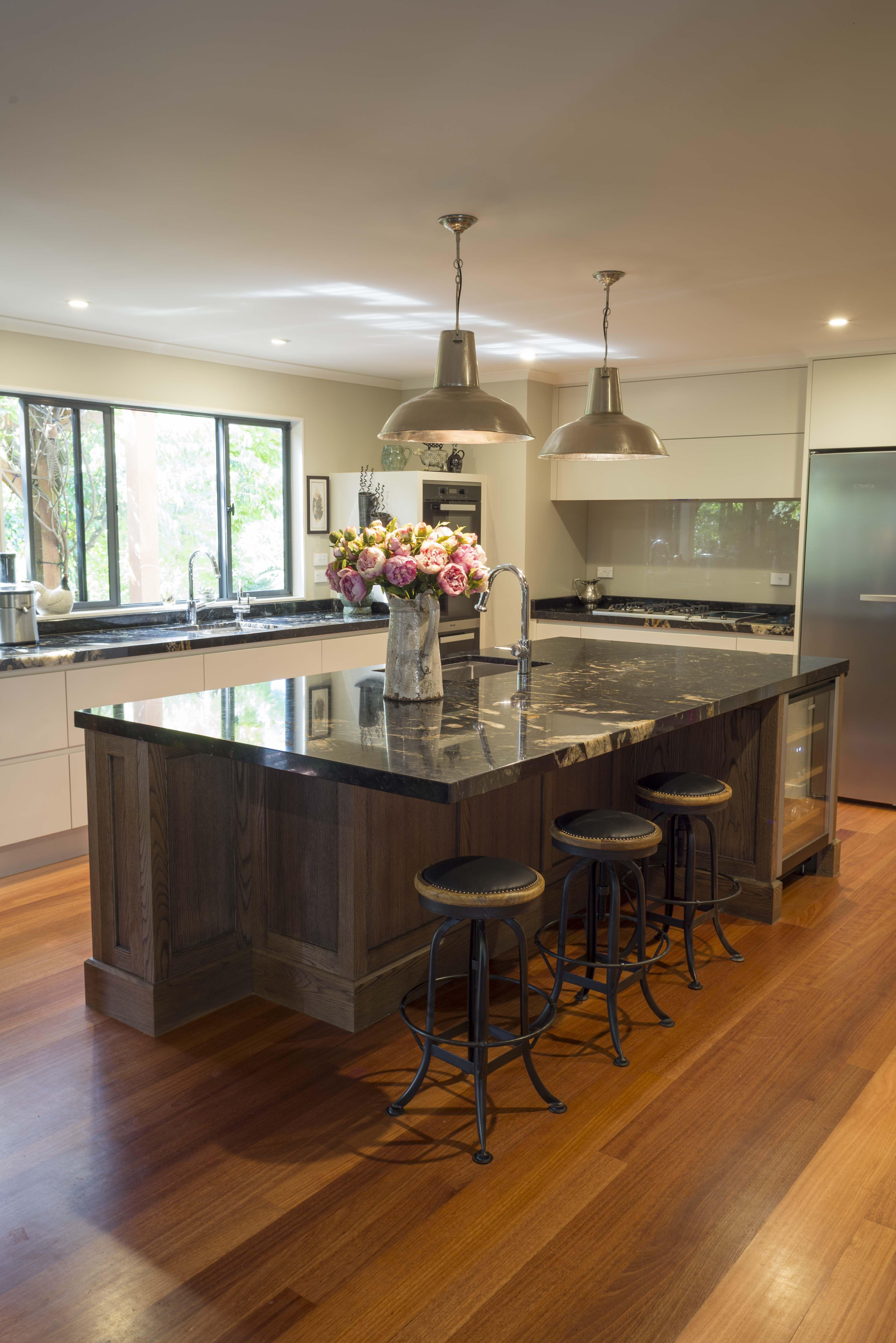 kitchen kitchenlayout renovation upgrade islandbench ...