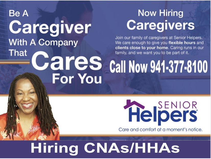 Seeking well experienced caregivers to care for the senior