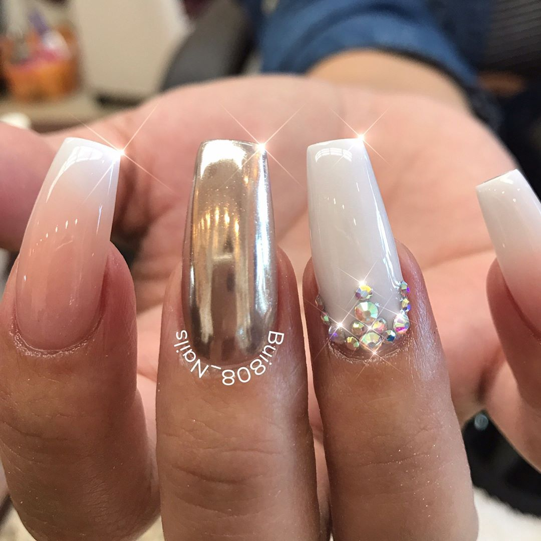 Pin by Veronica on Awesome nails | Pinterest | Instagram, Nail nail ...