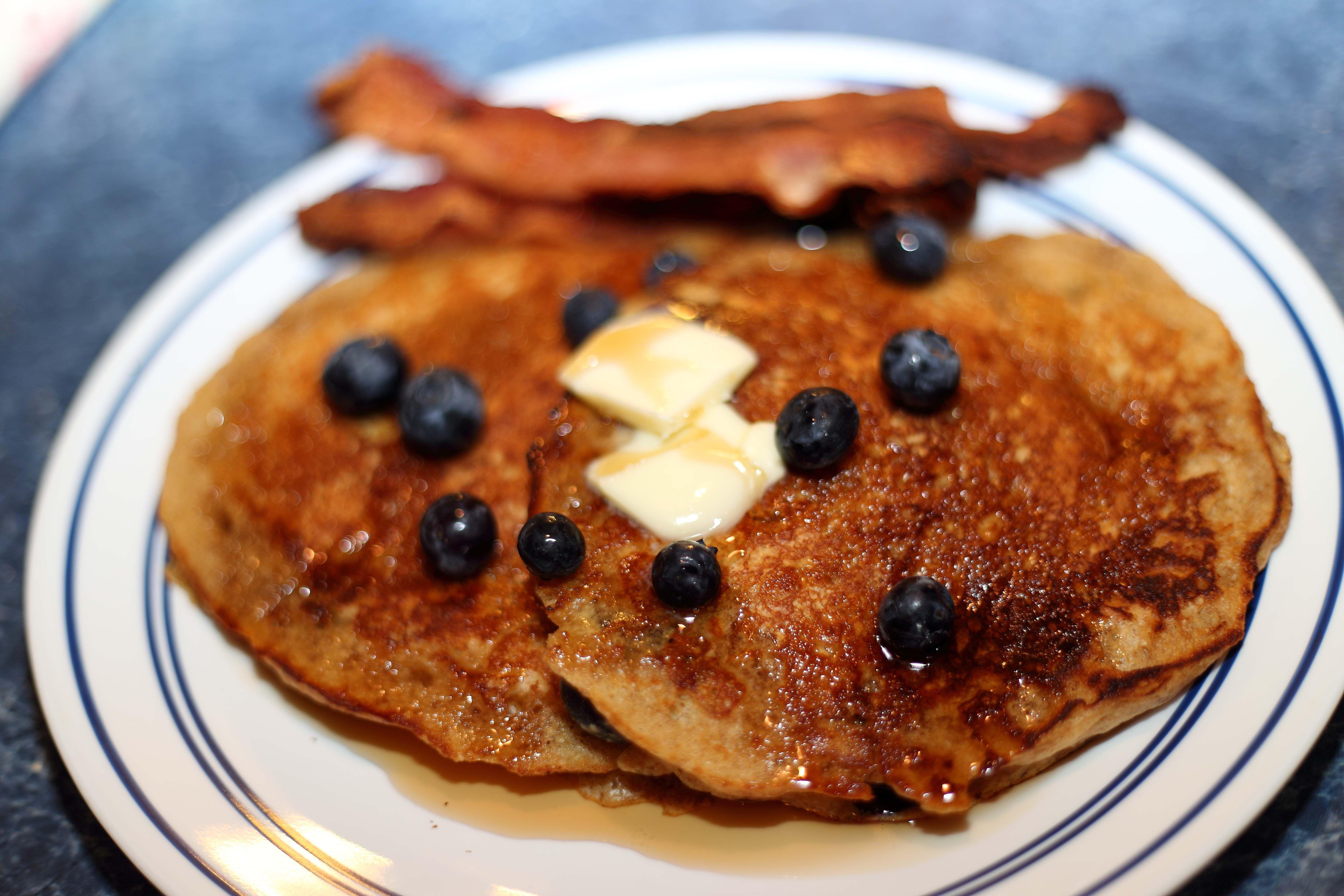 Aunt Sally's Pancakes