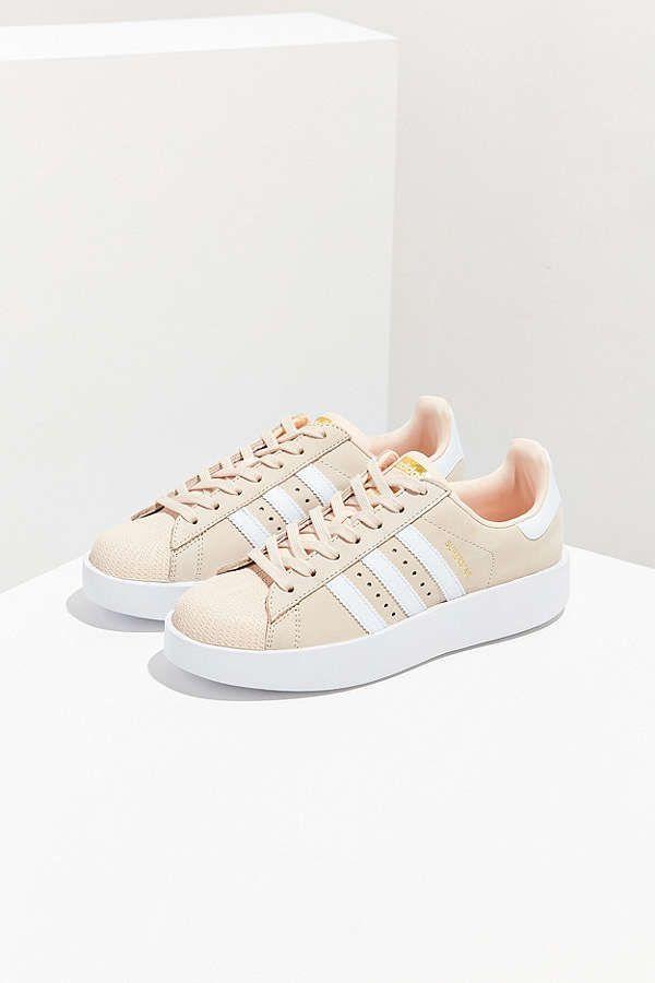 detailed look da843 430f4 Slide View 5 adidas Originals Superstar Bold Platform Sneaker