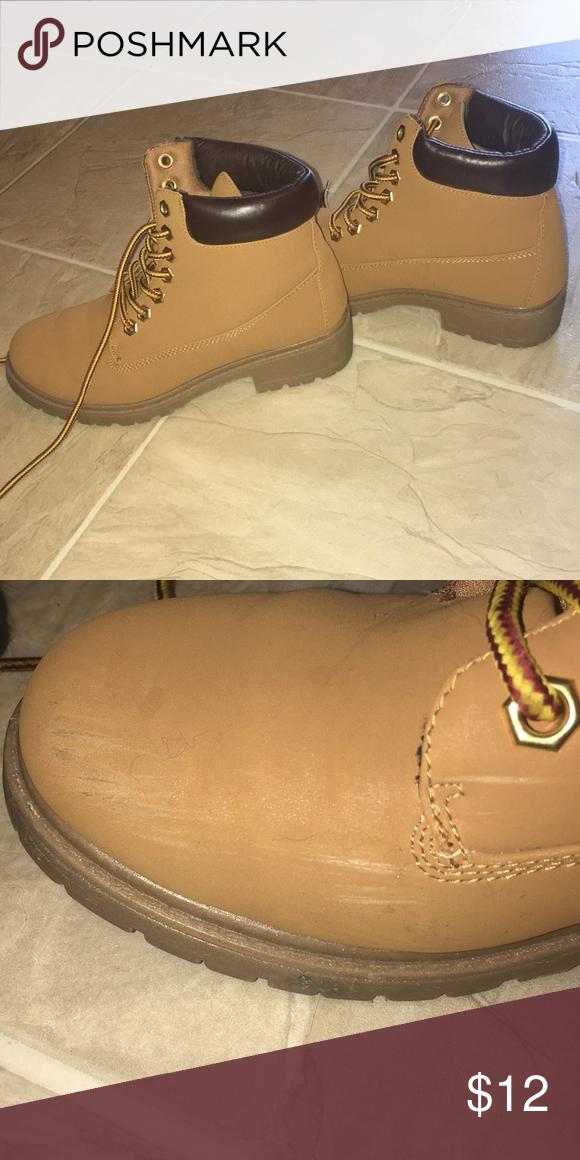 Offbrand looking Timberland bootsMy Posh ClosetPinterest N8vm0wnO