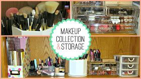 Sparkle & Mine: How To: Organize Your Makeup Collection