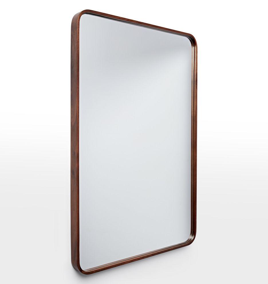 Bathroom Mirror Rounded Corners Bathroom Design Ideas