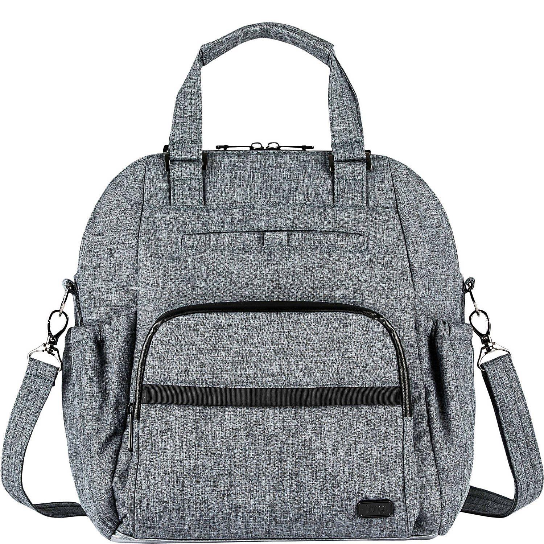 ECOSUSI Duffel Bag Weekender Overnight Bag Large Travel Tote Shoulder Bag with Trolley Sleeve for Men /& Women Black