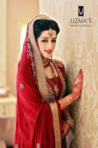 Best Bridal Makeup Salons In Lahore Asian Bridal Wear Pakistani Bridal Makeup Pakistani Bridal Wear