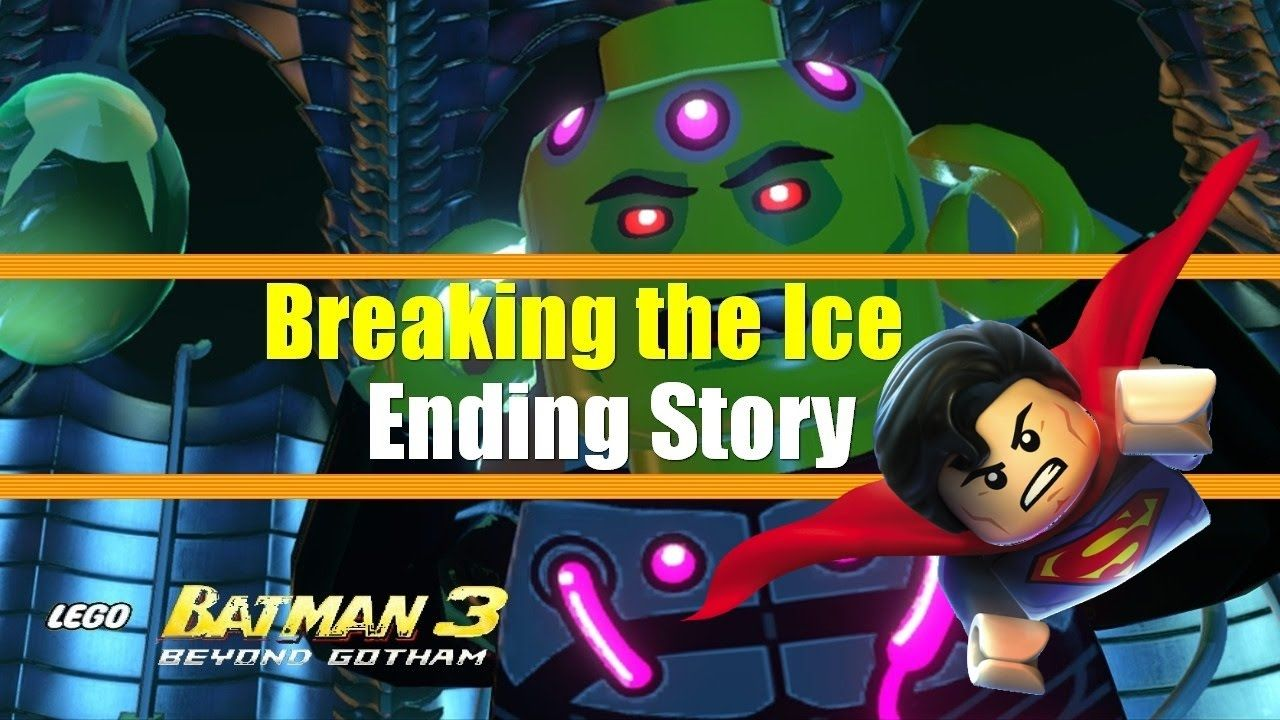 Lego Batman 3 😄 Beyond Gotham Walkthrough Gameplay
