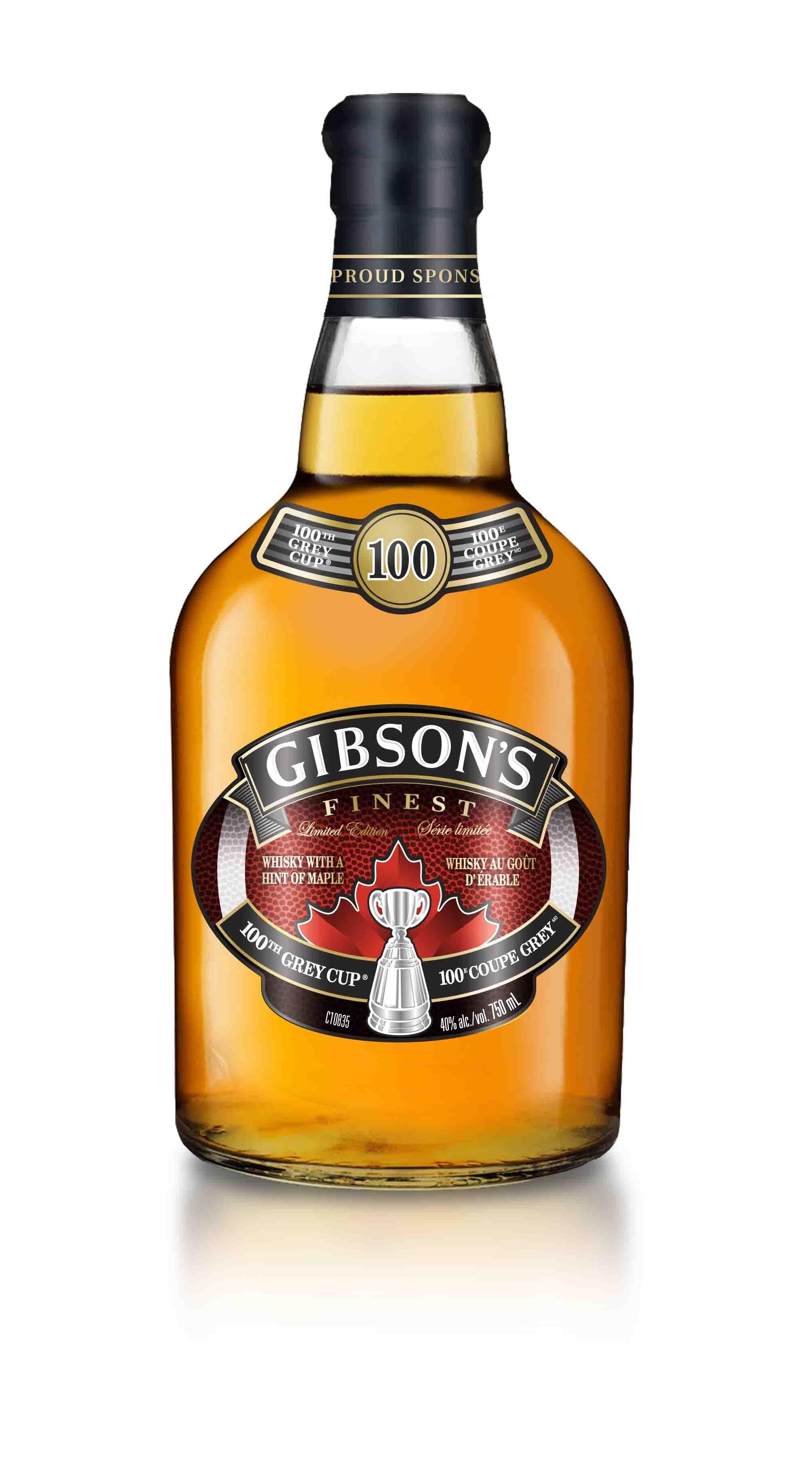 Gibson Bottle Bottle Whiskey Bottle Whisky