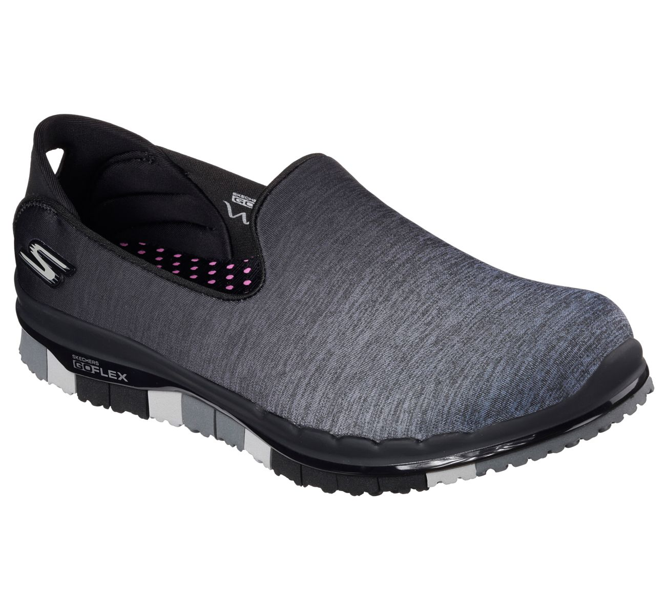 6334aba48 The+Skechers+GO+FLEX +Walk™+-+Muse+is+the+shoe+that+moves+with+you.++Knitted+upper+with+articulated