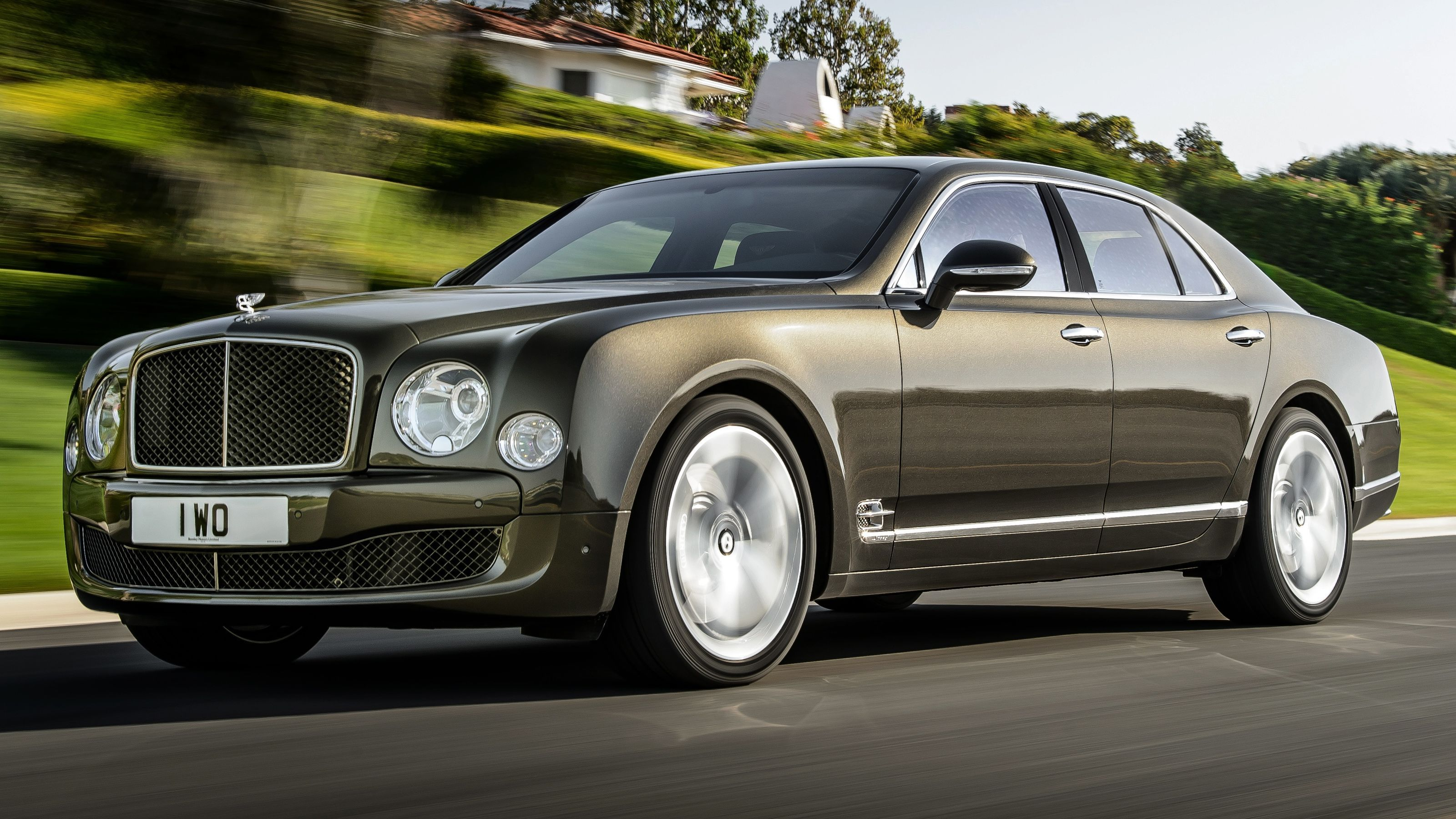 New Bentley flagship for the 1% of the 1% | Sedans and Cars