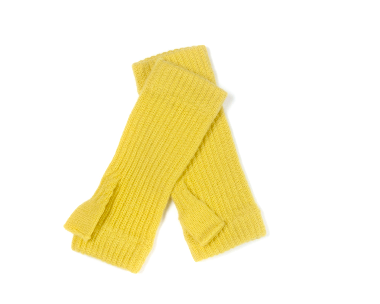 2 ply ribbed wrist - warmer
