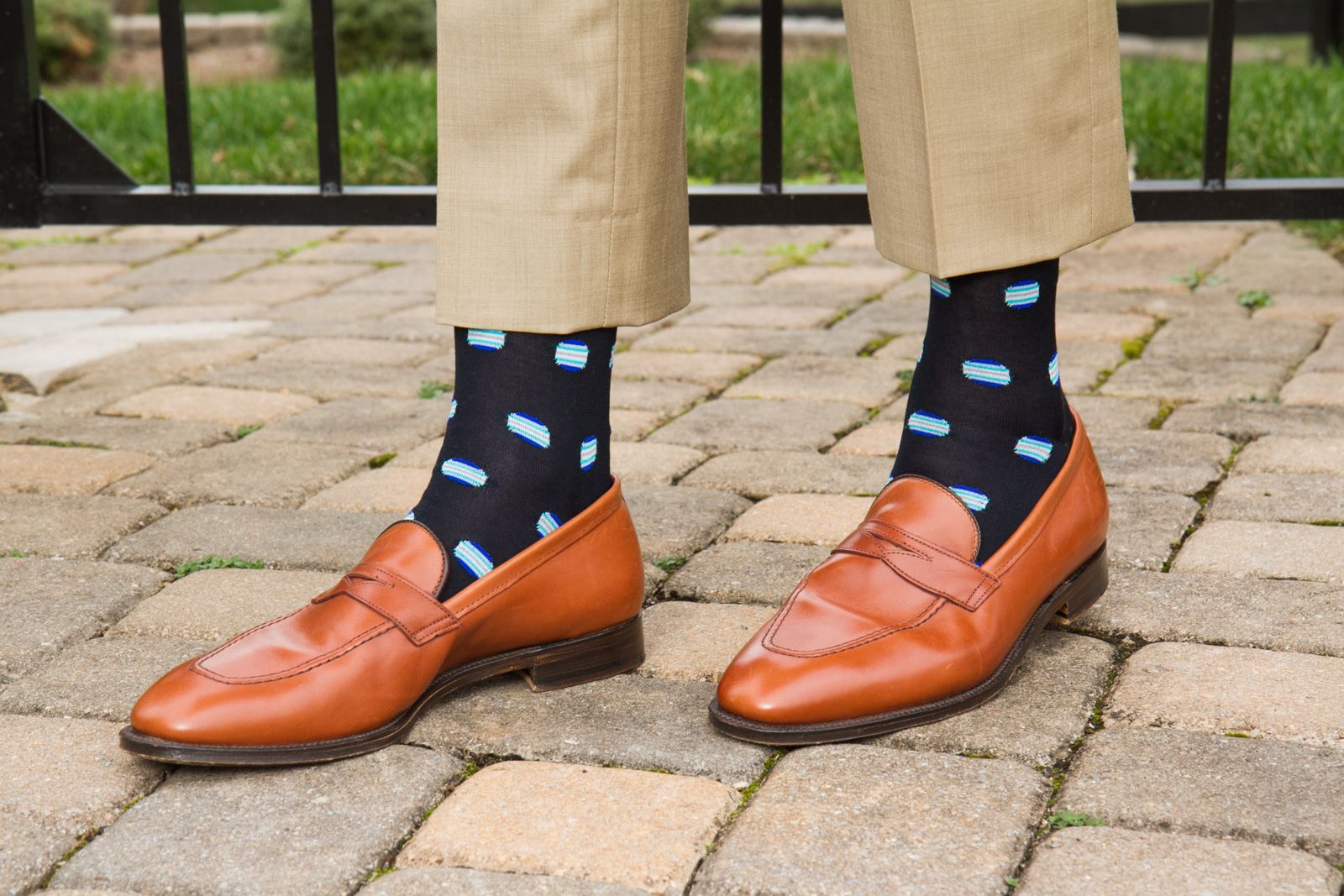 Dapper classics made in usa socks socks medias y calcetines