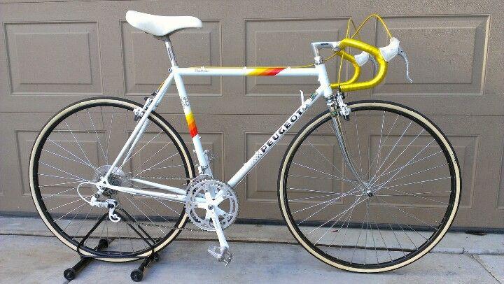 Classic Peugeot Sports Et Equipements Velo Peugeot Peugeot Bike Steel Bike Road Bike