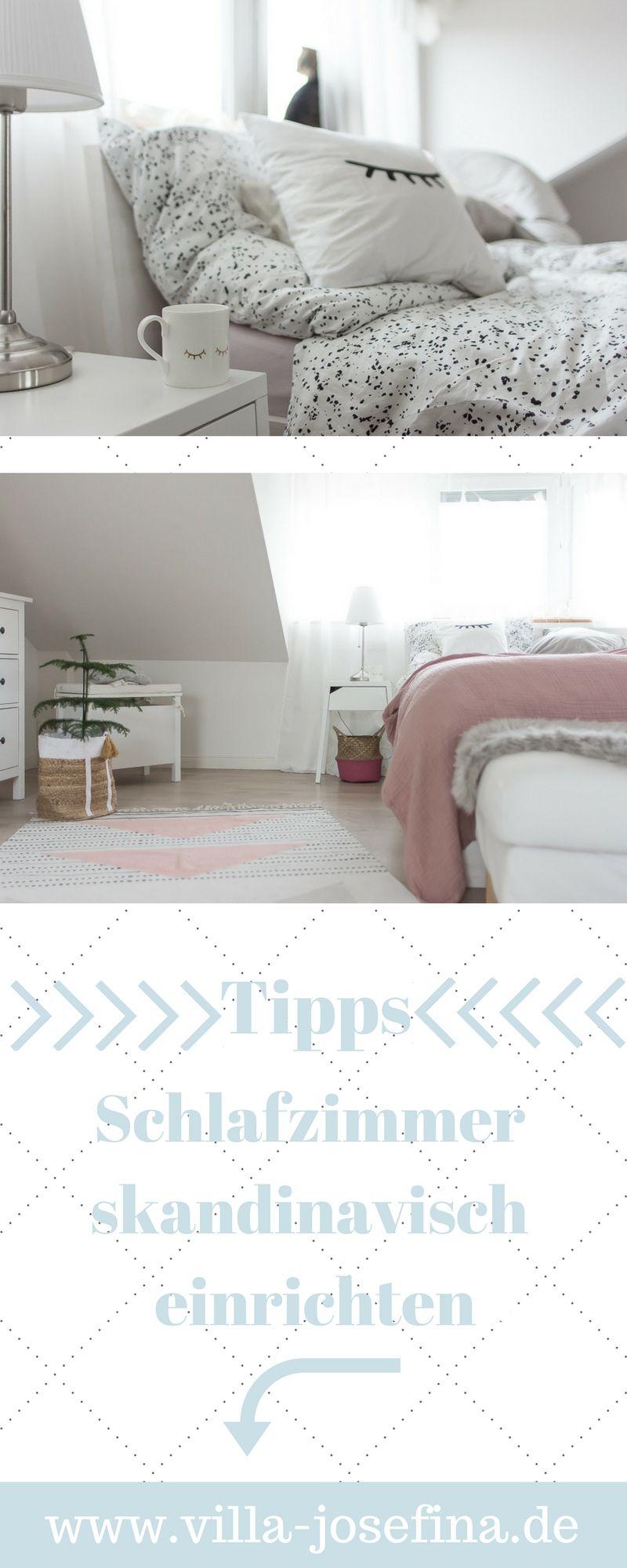 Schlafzimmer Gemütlich Im Skandinavischen Stil Einrichten. Viele Ideen Und  Shoppingtipps Für Euch Auf Dem Blog