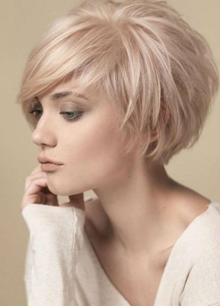 Short Hairstyles For Women Are Not Only A Pleasure For Young People Every Day Day In 2020 Pixie Bob Haircut Short Bob Haircuts Bob Hairstyles