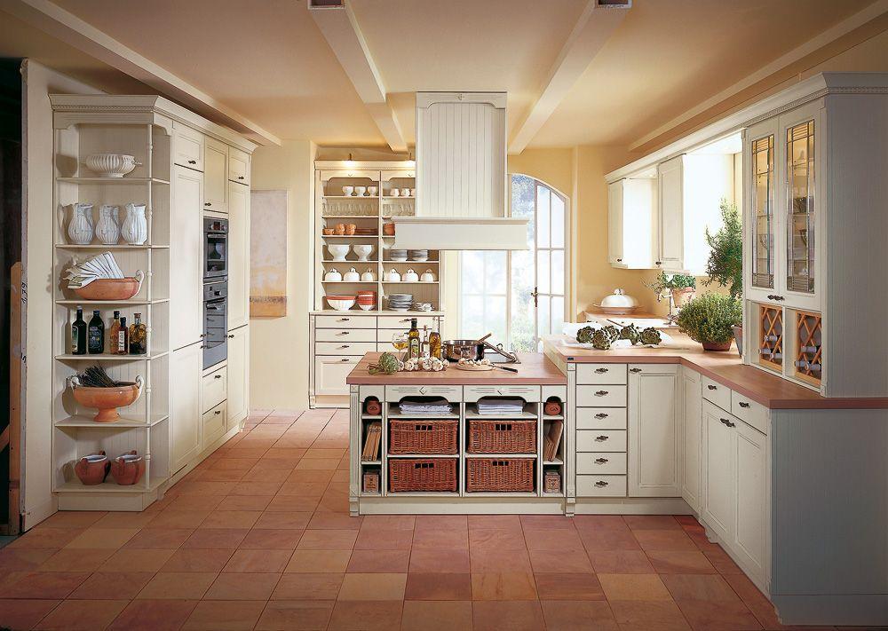 Bild von Landhausküche von Alno Haus küchen, Küchen