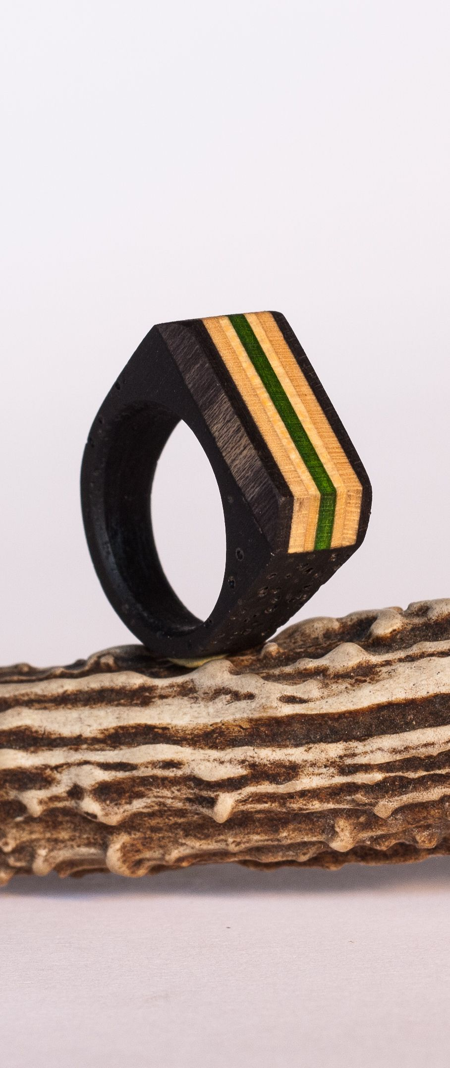 Sfrabboni ring déco pinterest ring woods and resin