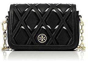 95f47114d901 shopstyle.com  Tory Burch Robinson Patchwork Chain Mini Bag ...
