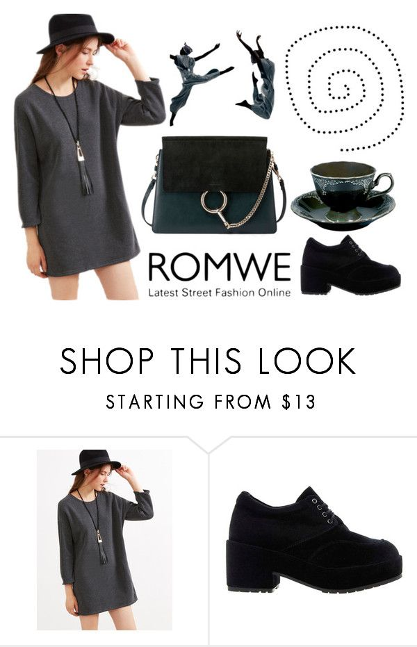 """""""######"""" by elle01-1 ❤ liked on Polyvore featuring ASOS, Chloé and WWAKE"""