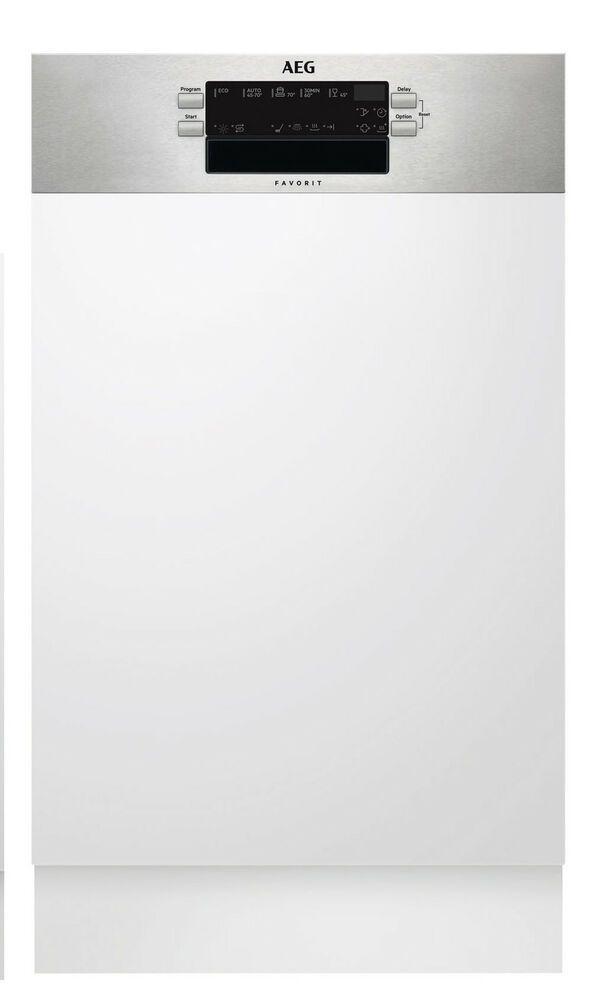 eBay Sponsored AEG FEB51400ZM Geschirrspüler 45cm
