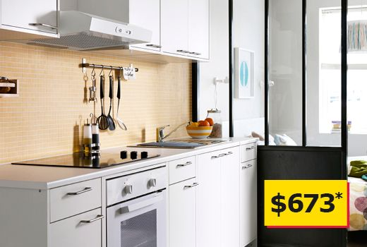 Ikea Fyndig Modular Kitchen Small Home Pinterest Kitchens Kitchen Unit And Smallest House