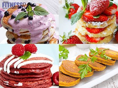 7 Protein Pancake Variations Healthy Easy and Delicious