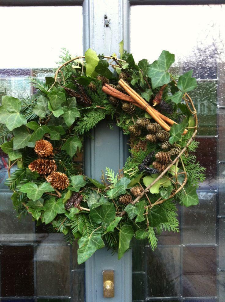 Photo of diy wreath ivy