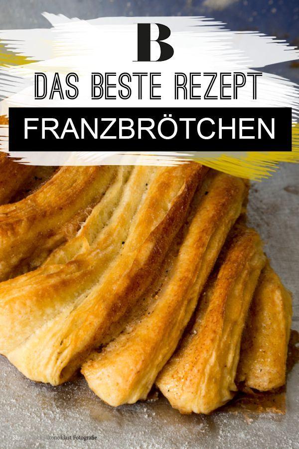 Franzbrötchen: Das beste Rezept
