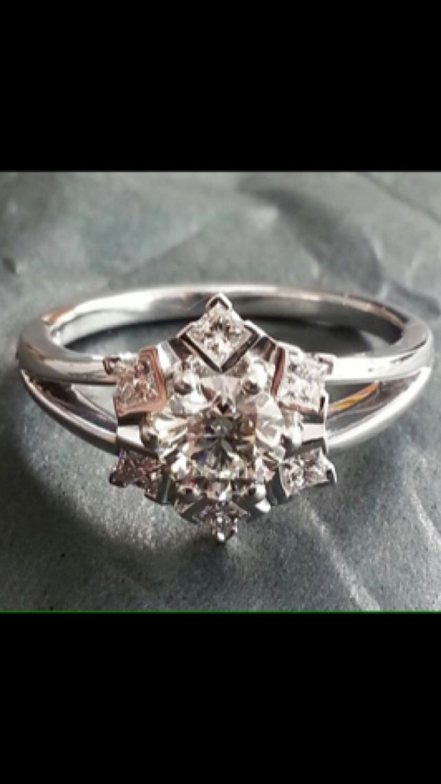 Pin by Maggie May on Engagement and Dress ring designs by ...