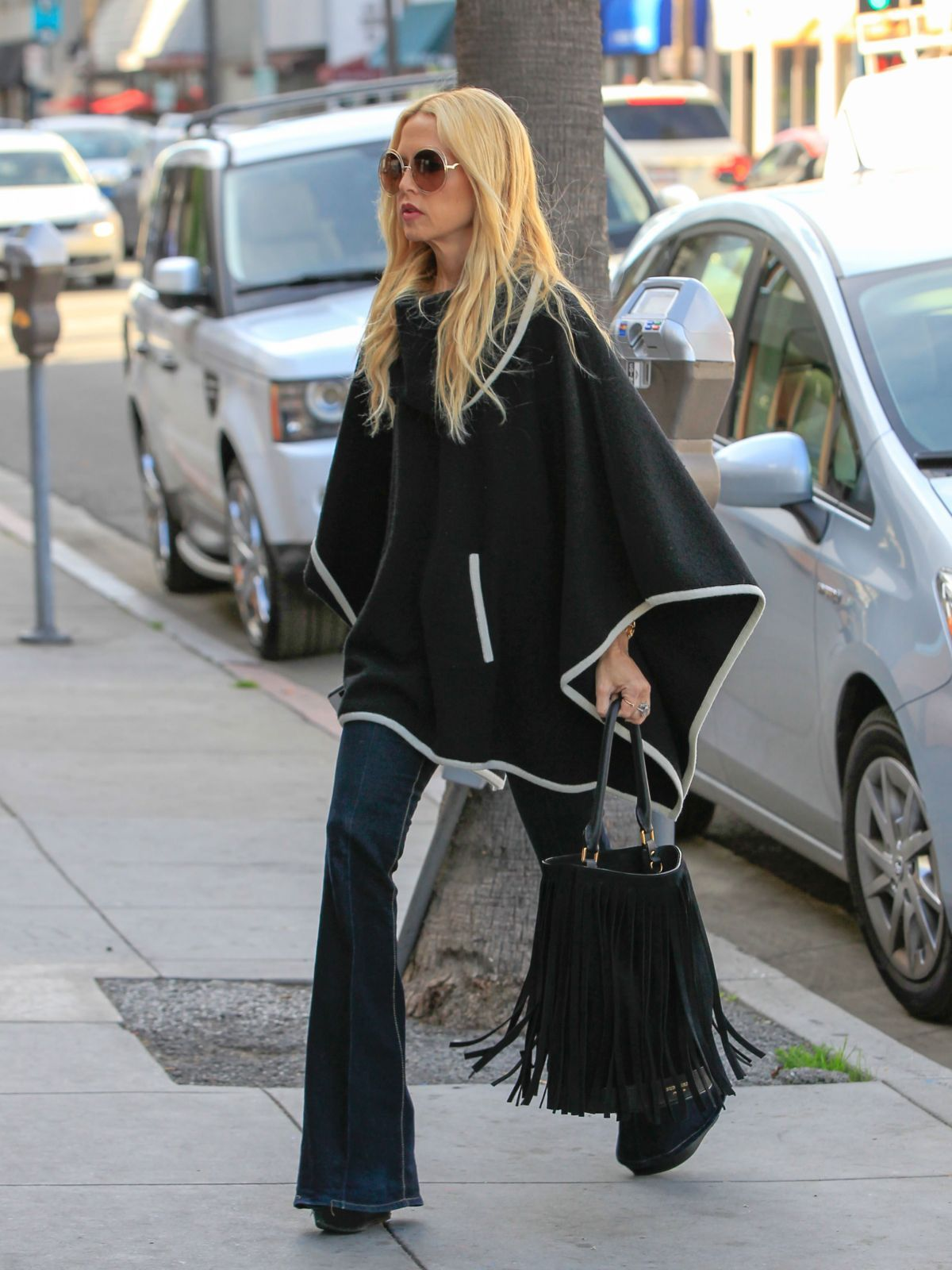 January 21, 2016 - Out and about in LA